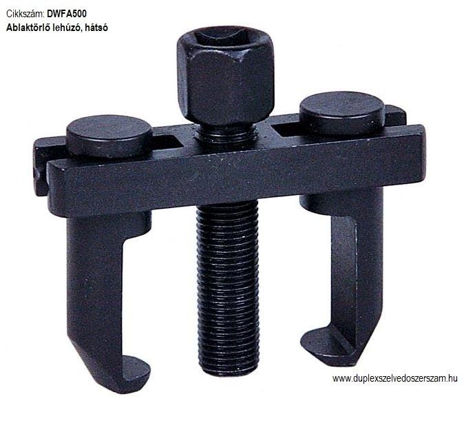 Ablaktörlő lehúzó, hátsó - DWFA500