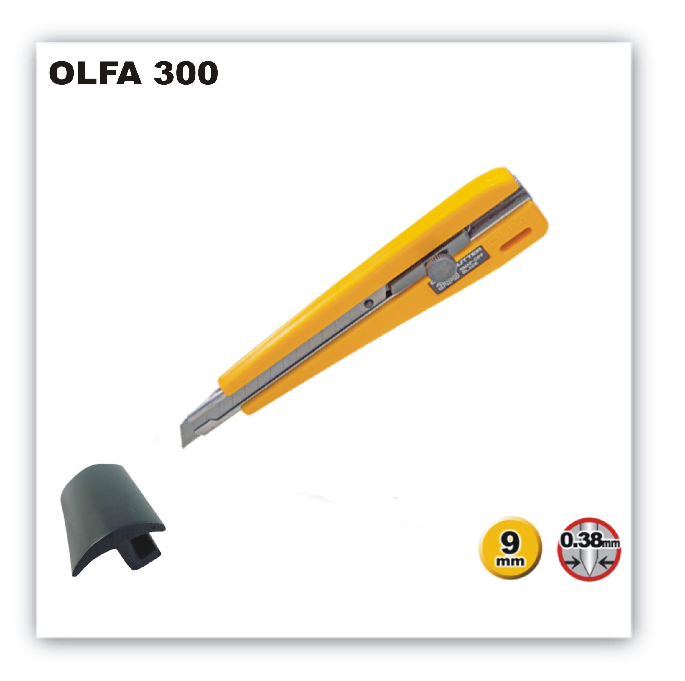 Standard Olfa kés - 9 mm ?OLFA 300