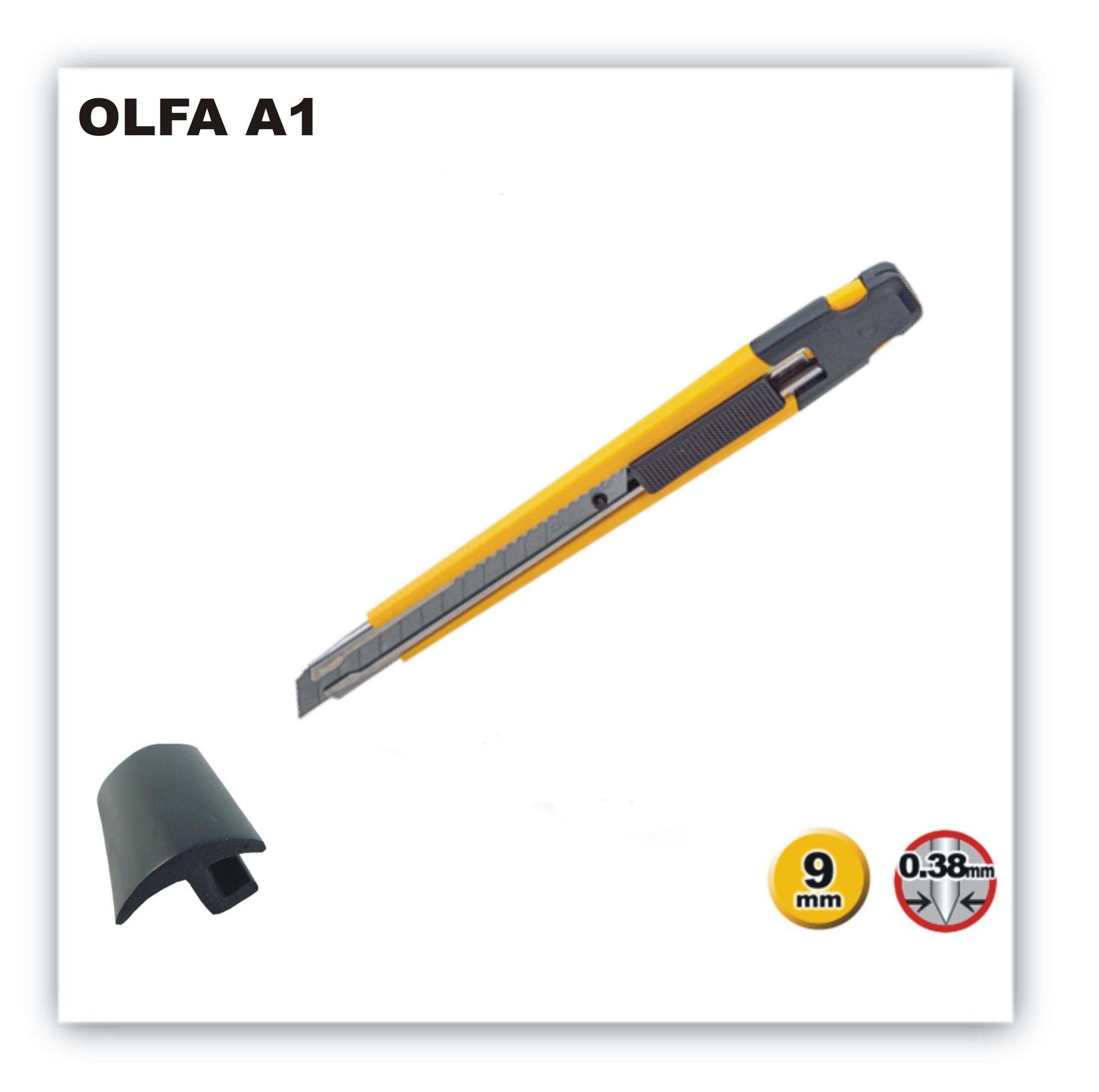 Standard Olfa kés - 9 mm ?OLFA A-1