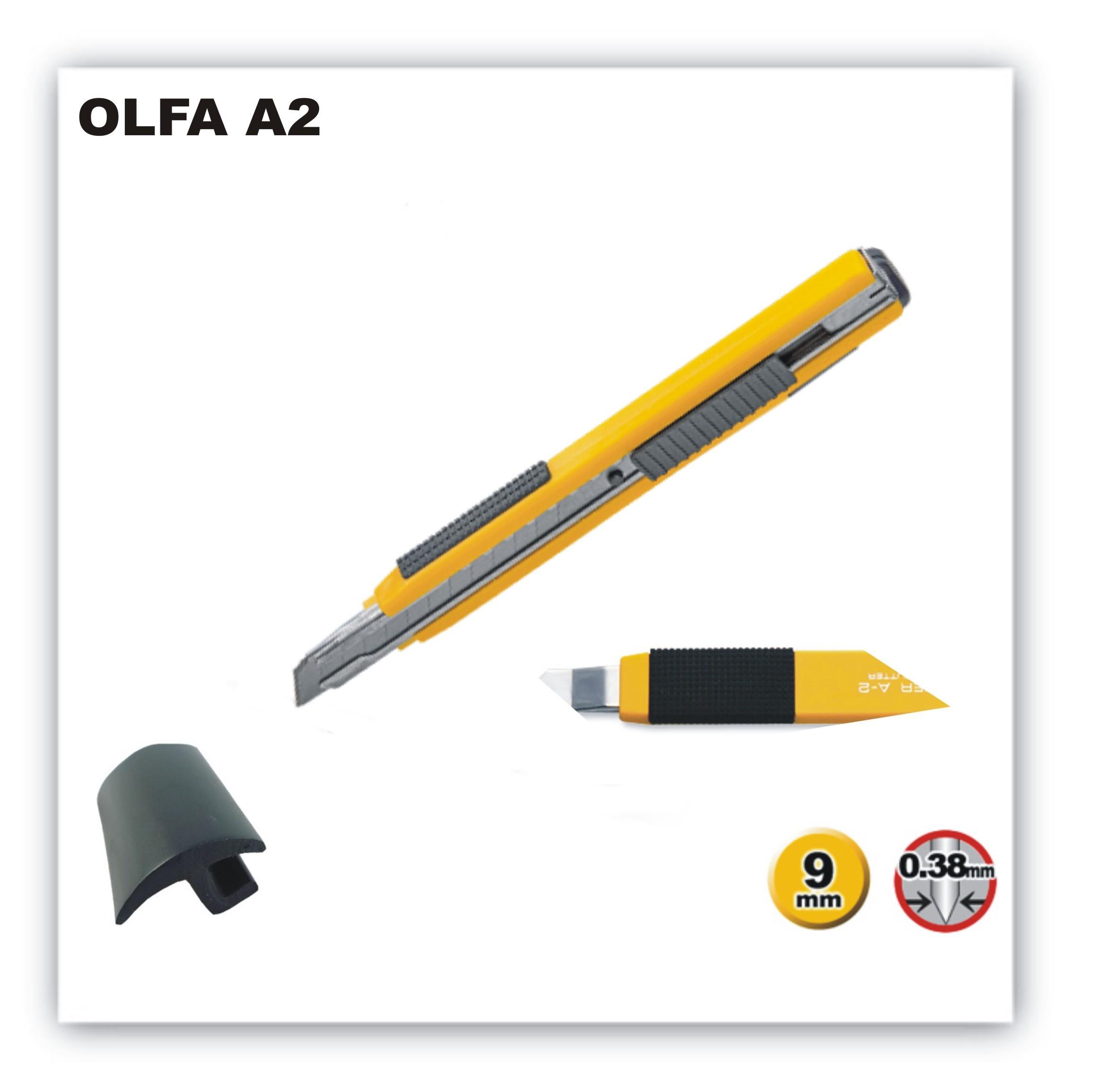 Standard Olfa kés - 9 mm ?OLFA A-2