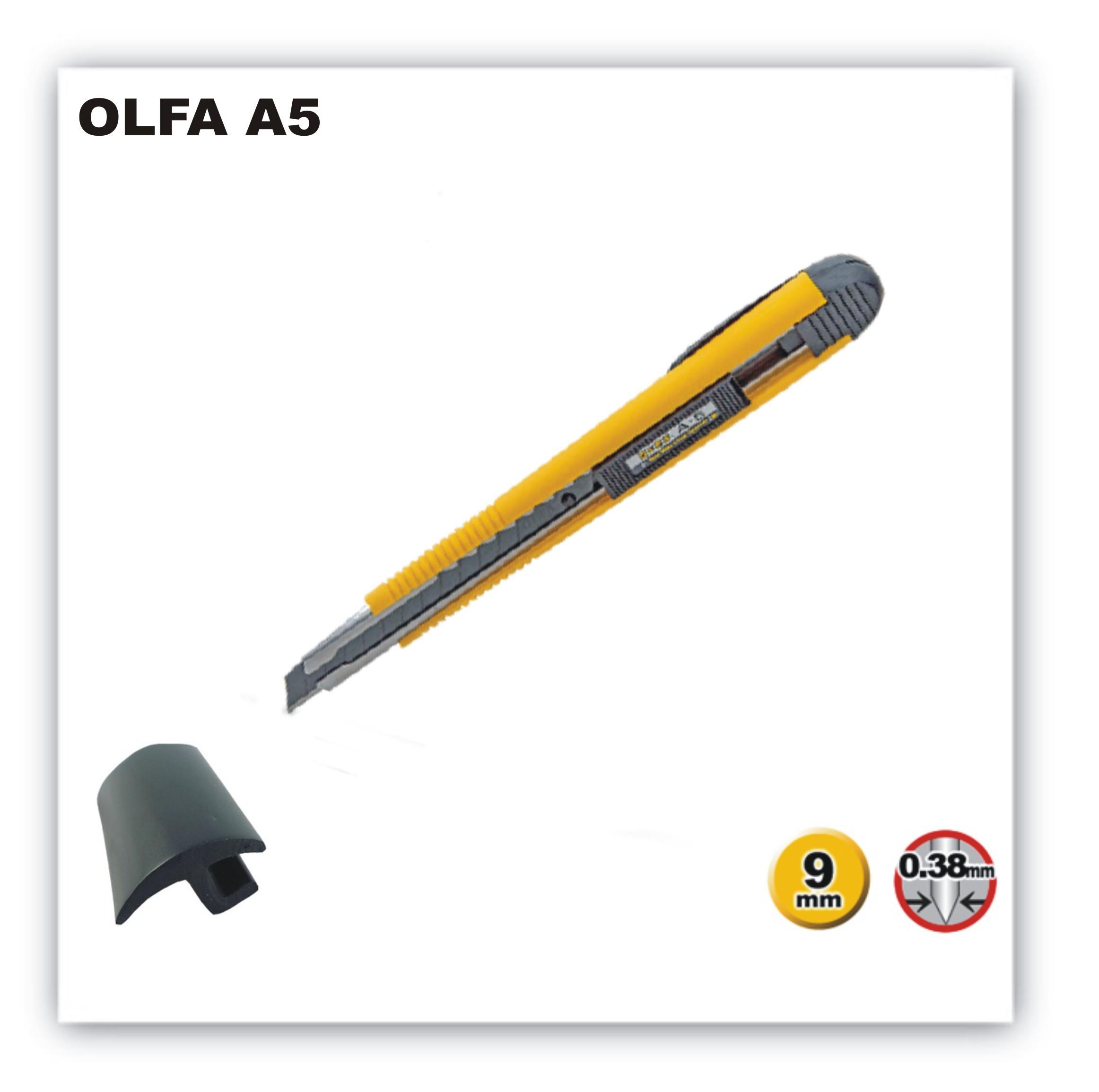 Standard Olfa kés - 9 mm ?OLFA A-5