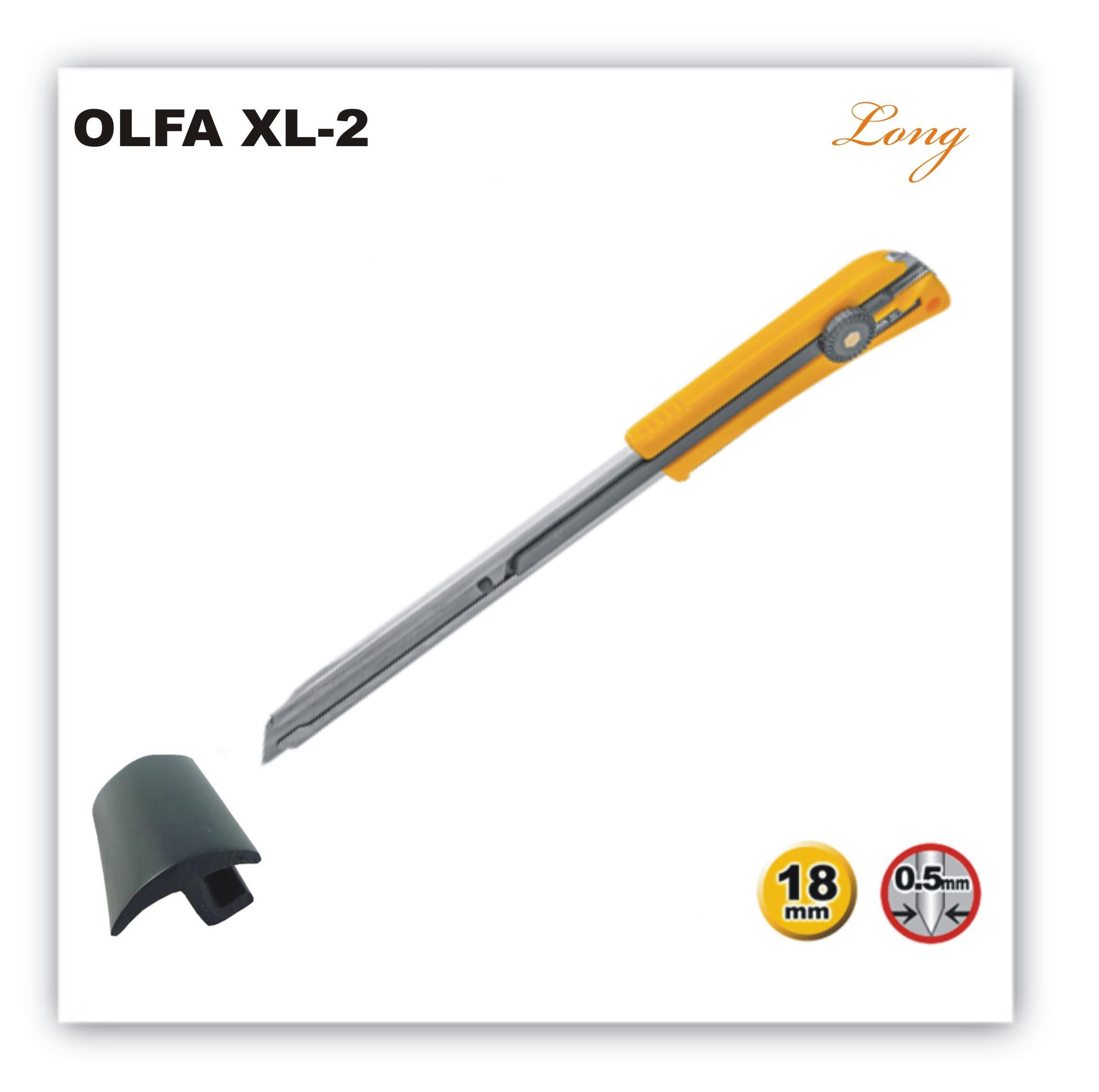 Hosszú Olfa kés - 18 mm -OLFA XL2