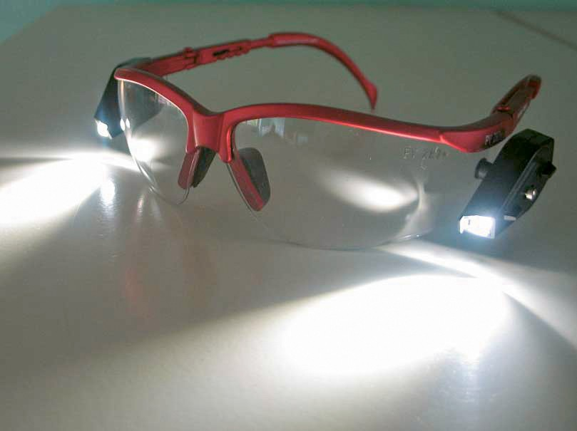 Ledes védőszemüveg ?DSB887