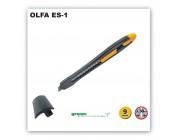 Standard Olfa kés - 9 mm ?OLFA ES-1/Green