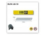 18 mm-es standard Olfa penge - OLFA LB-10