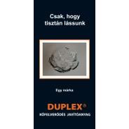 DUPLEX kőfelverődés, kavics javító gyanta, anyag - DSKJ30