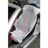 Ülésvédő huzat - műanyag -DHOU500