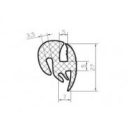 Univerzális szélvédőkeret -UNI365