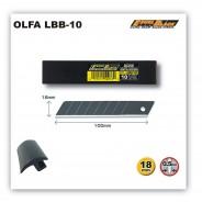 "18 mm-es standard Olfa penge ""kemény"" -OLFA LBB-10"