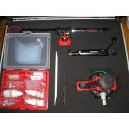 DUPLEX kőfelverődés, kavics javító készlet bőröndben - DDU2014