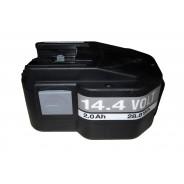 Milwaukee akkumlátor - 14,4 V kinyomópisztolyhoz ?DPWR5060N